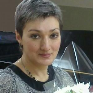 Ольга Агафонова